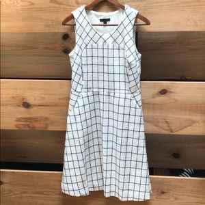 Brand new: gorgeous J Crew mid-length dress